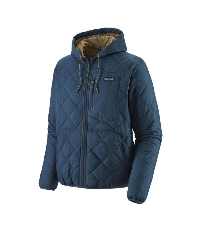 Patagonia Patagonia M's Diamond Quilted Bomber Hoody,