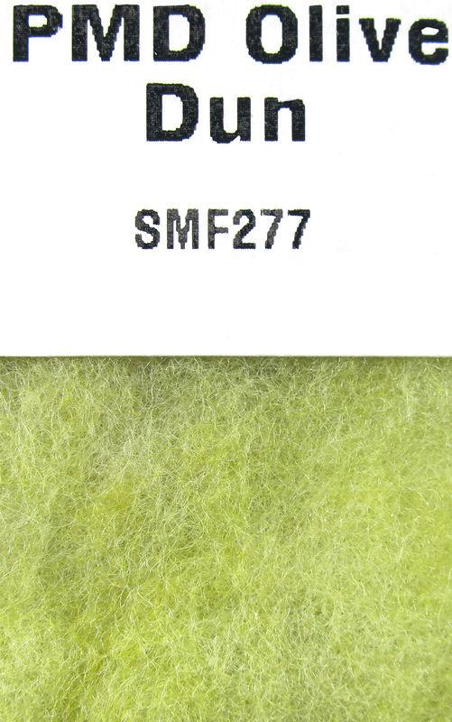 Hareline Dubbin Micro Fine Dry Fly Dubbing,