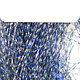Hareline Dubbin Senyo's Metallic Barred Predator Wrap,