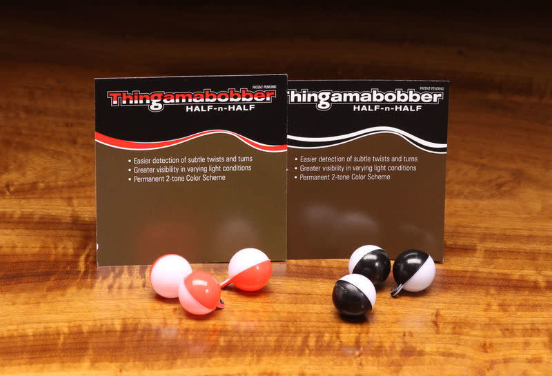 "Hareline Dubbin Thingamabobbers 3/4"" Half and Half 3 pack"