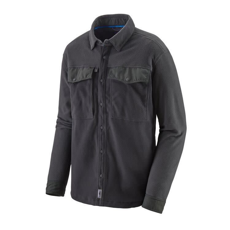 Patagonia M's Long-Sleeved Early Rise Snap Shirt Ink Bl M