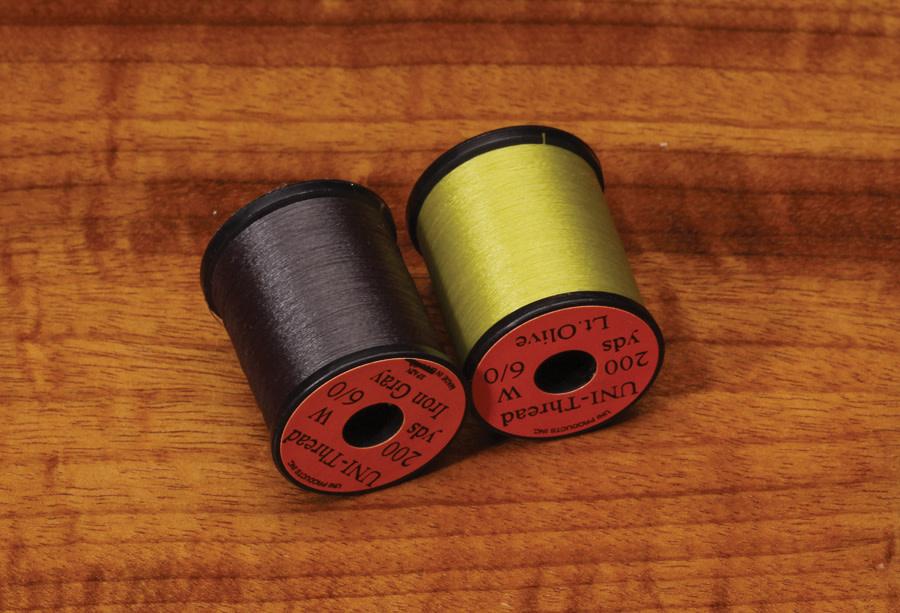 Hareline Dubbin Uni-Thread,