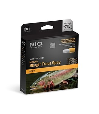 Rio Products Rio Intouch Skagit Trout Spey Kit,