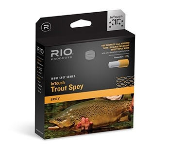 Rio Products Rio Intouch Trout Spey Line,