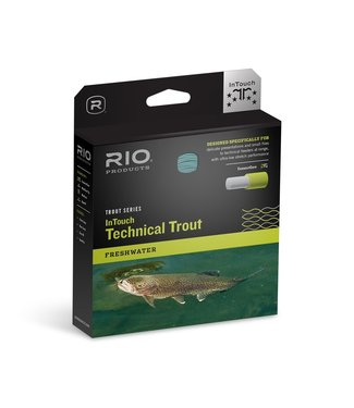 Rio Products Rio Intouch Technical Trout Fly Line,