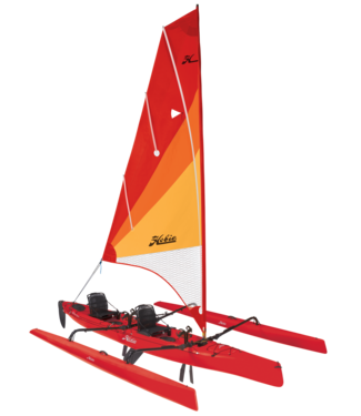 Hobie Cat Company Hobie Mirage MD180 2020 Tandem Island Sailing Kayak
