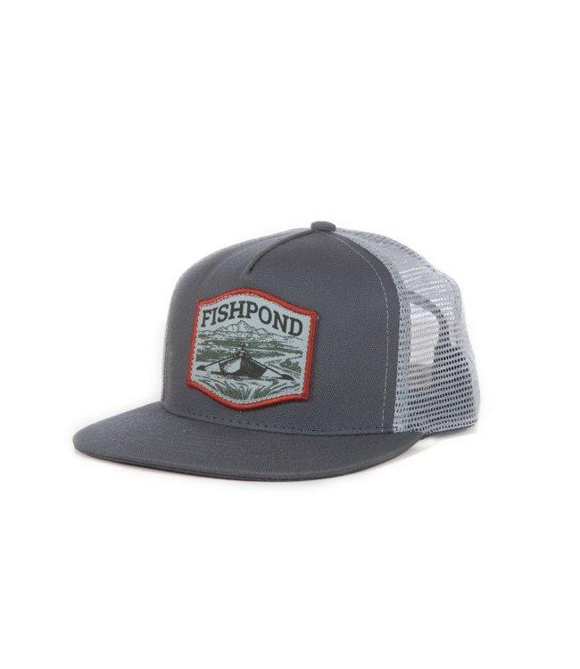 Fishpond Fishpond Drifter Hat, Granite/Clouds