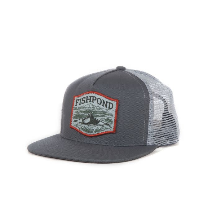Fishpond Fishpond Drifter Hat, Granite/Clouds