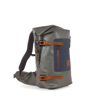 Fishpond Fishpond Wind River Roll-Top Backpack, Gravel