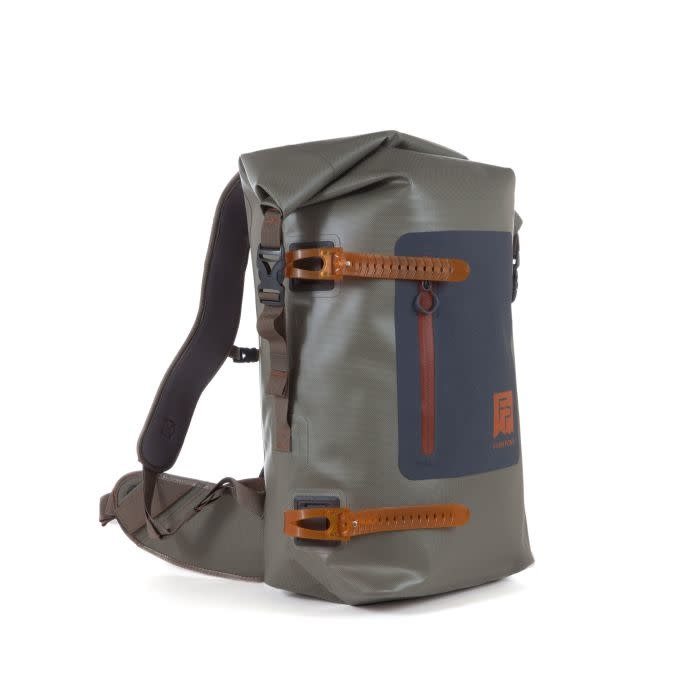 Fishpond Fishpond Wind River Roll-Top Backpack, Gravel