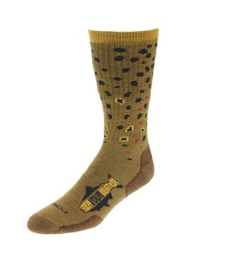 Rep Your Water RepYourWater Trout Socks,