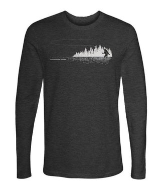 Rep Your Water RepYourWater Tight Loops Squatch L/S Shirt,