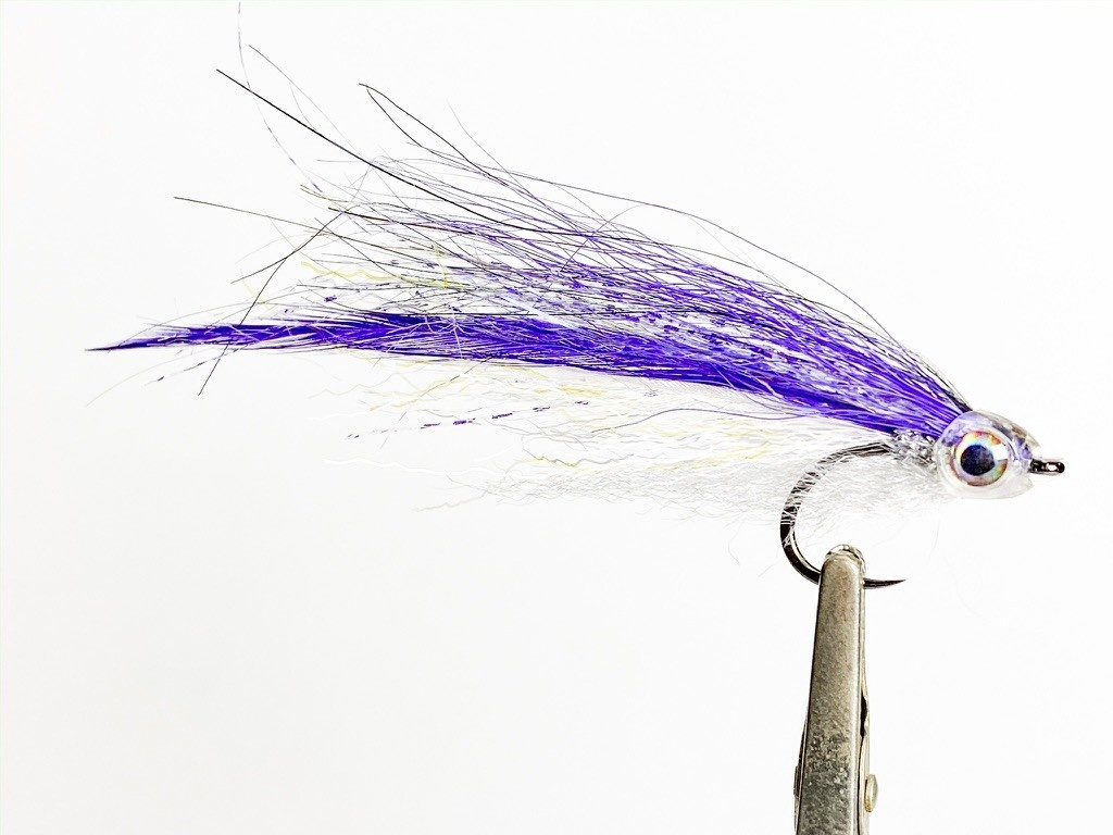 Gig Harbor Fly Shop Sean Larson's Flatwing Baitfish size 4
