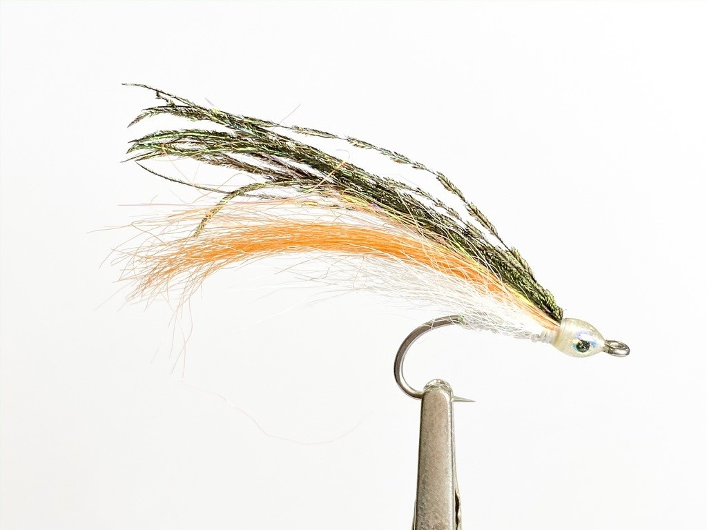 Gig Harbor Fly Shop Cashmere Baitfish size 6