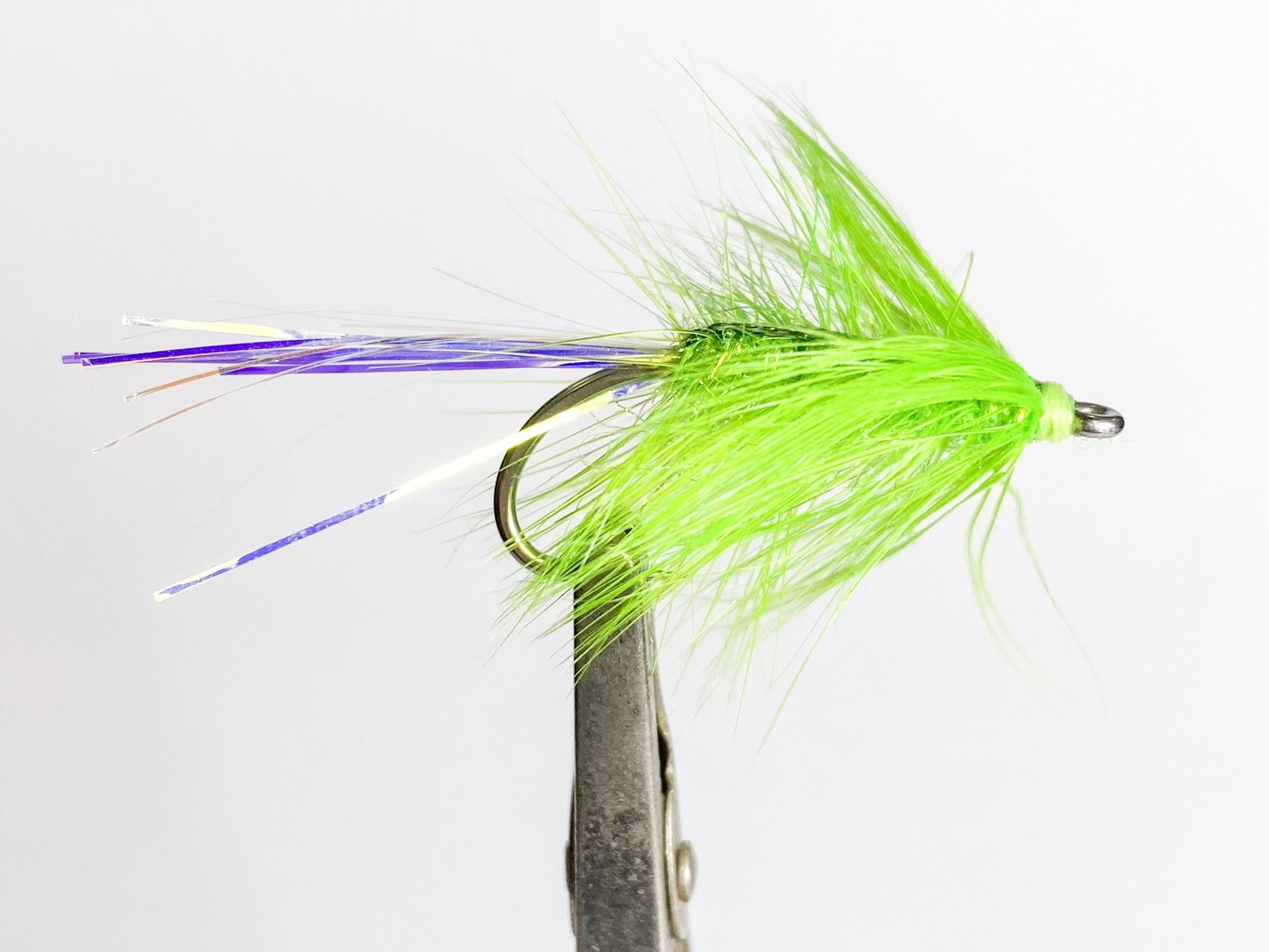 Gig Harbor Fly Shop Sparkle Shrimp size 4