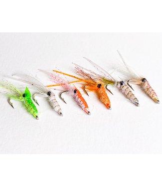 Gig Harbor Fly Shop Sili-shrimp Puget Sound Fly size 6