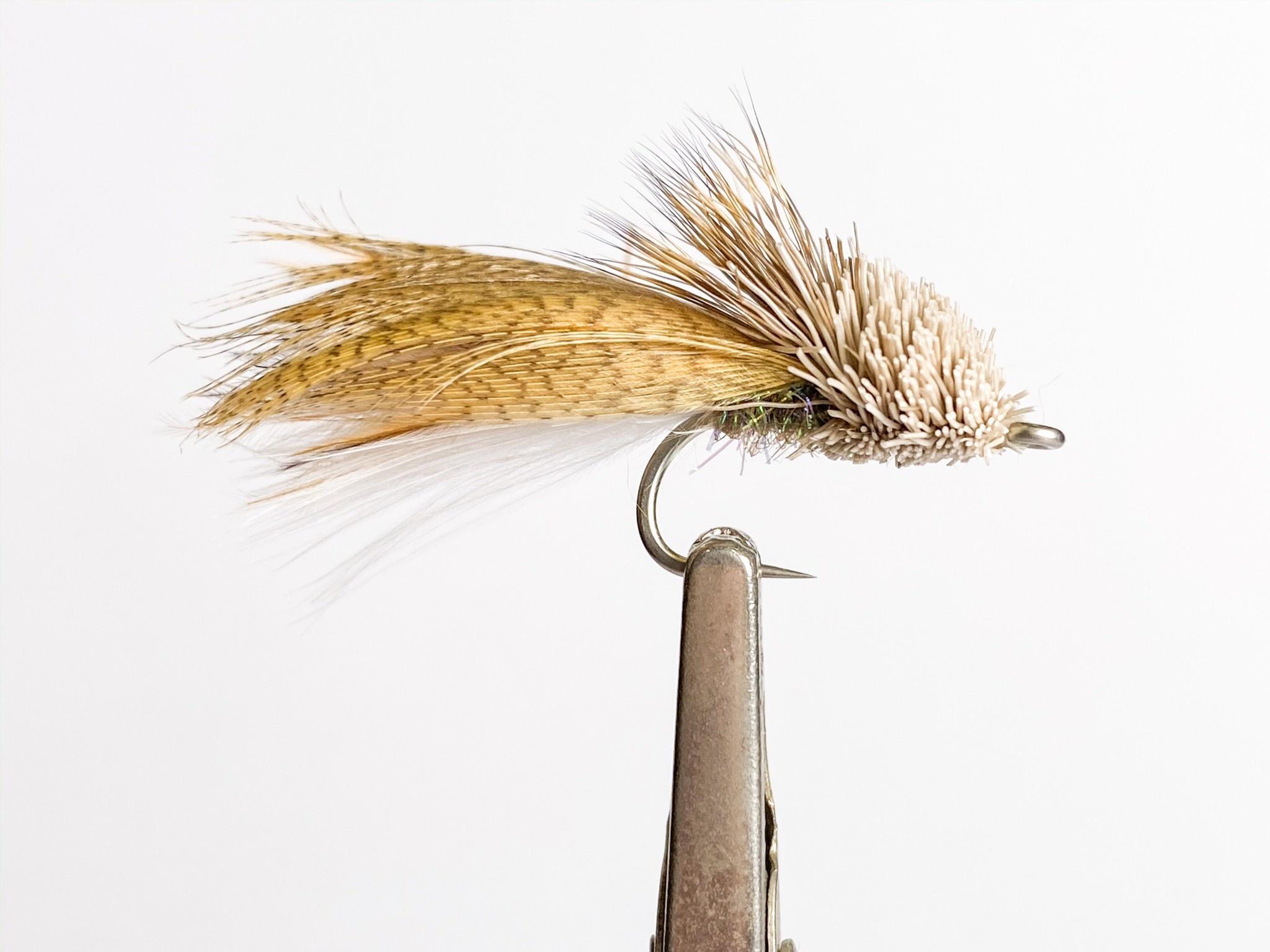 Gig Harbor Fly Shop Mini-muddler sculpin fly