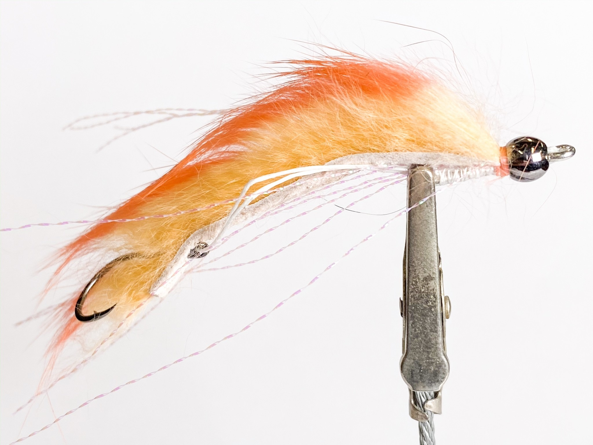 Gig Harbor Fly Shop Polychaete Worm size 4