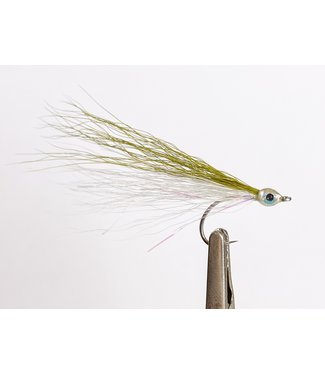 Gig Harbor Fly Shop Williams Point Sand Lance size 4