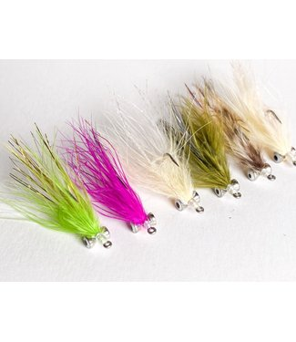 Gig Harbor Fly Shop Marabou Clouser size 6
