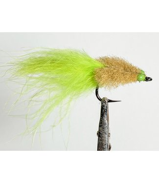Catch Flies Tarpon Toad size 2/0