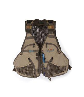 Fishpond Fishpond Flint Hills Vest, Clay
