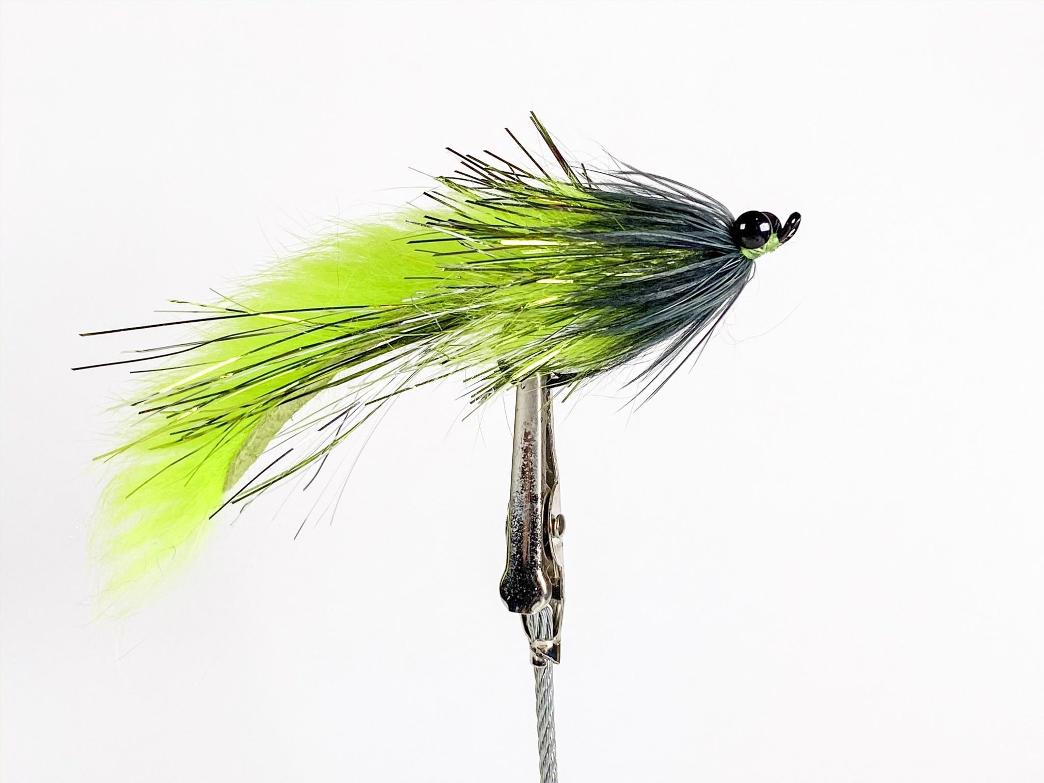 Aqua Flies Hareball Leech size 1/0