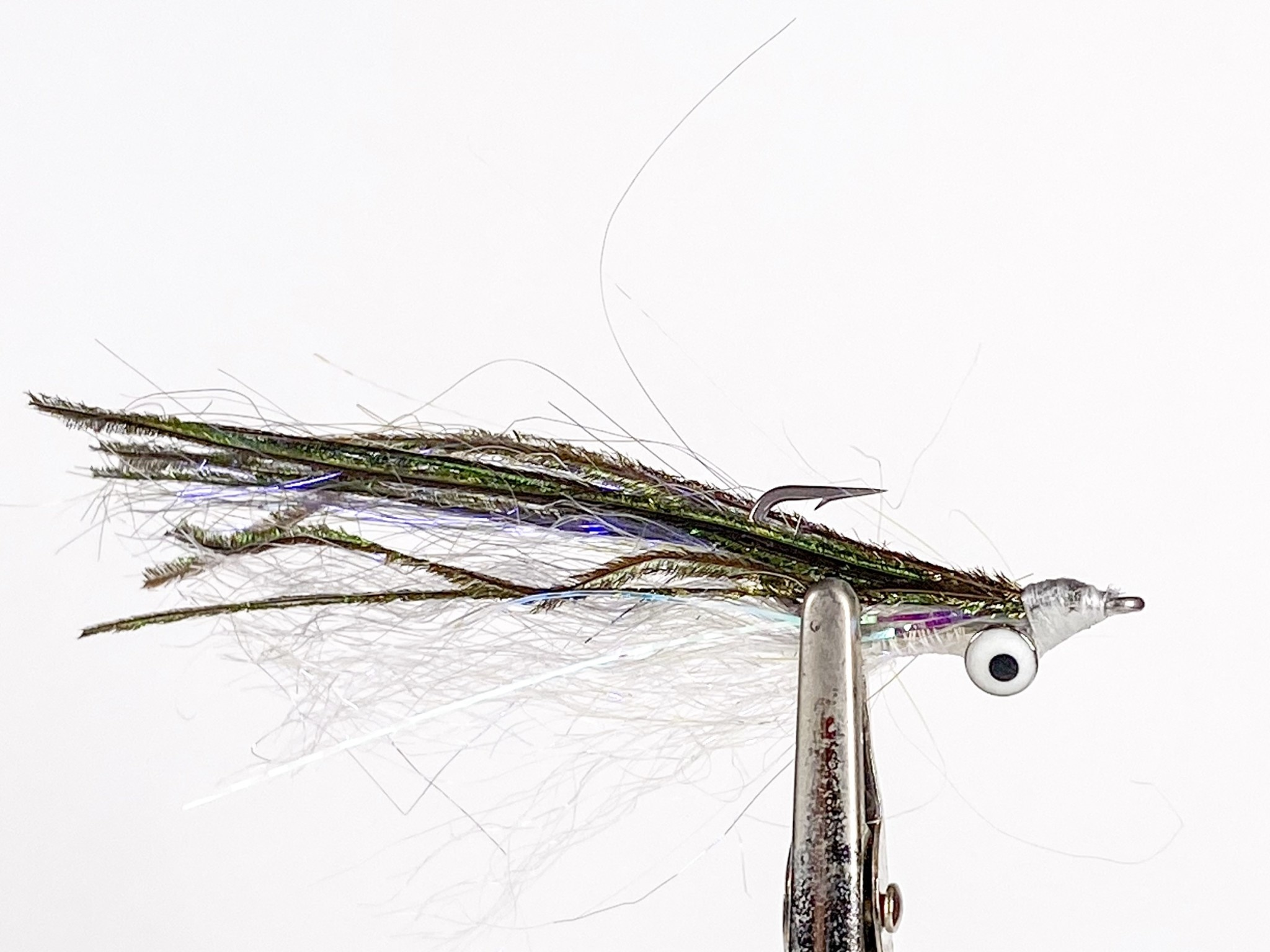 Aqua Flies Puget Sound Clousers size 6