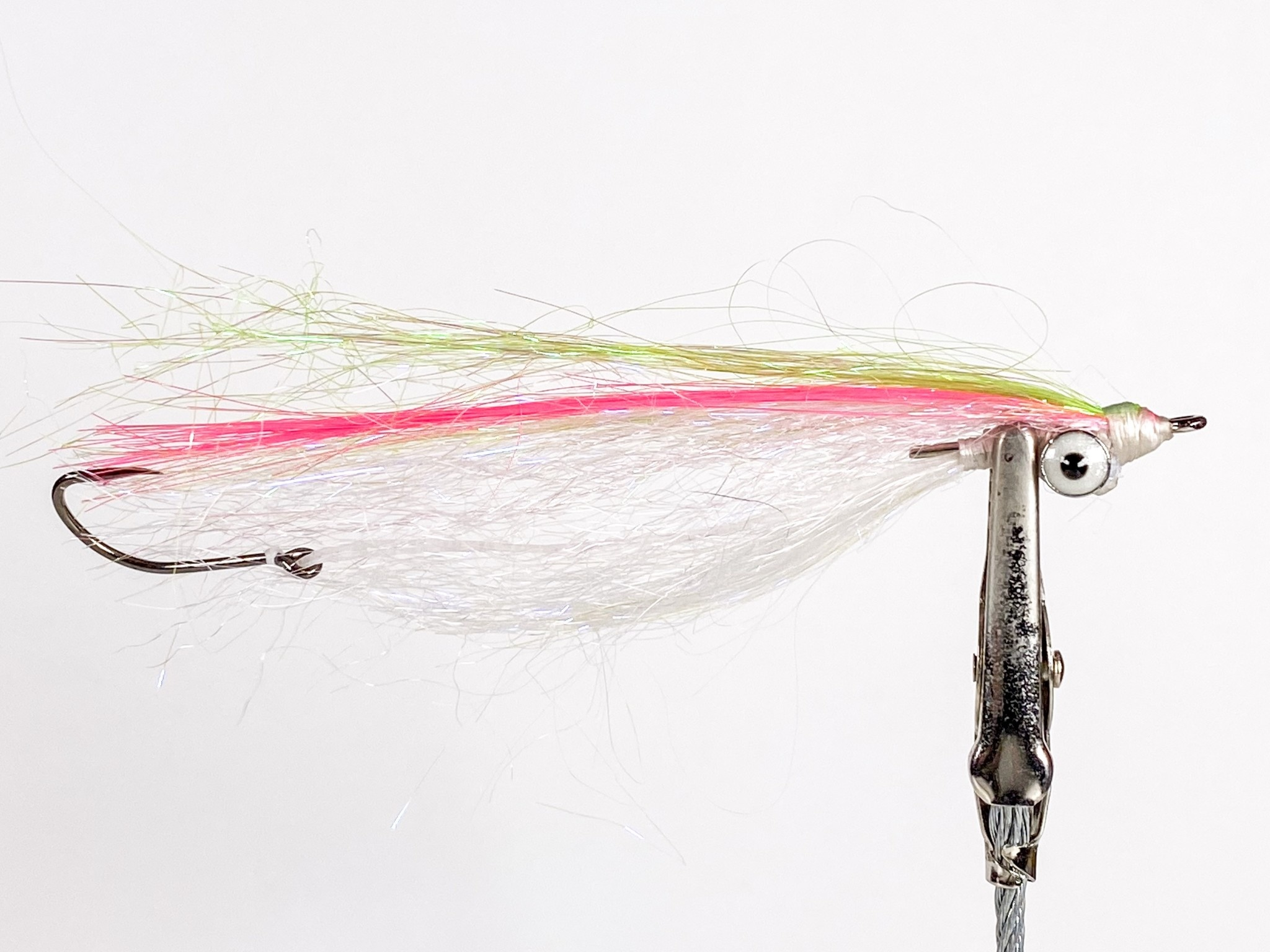 Gig Harbor Fly Shop Puget Sound Strung Out Clouser size 4