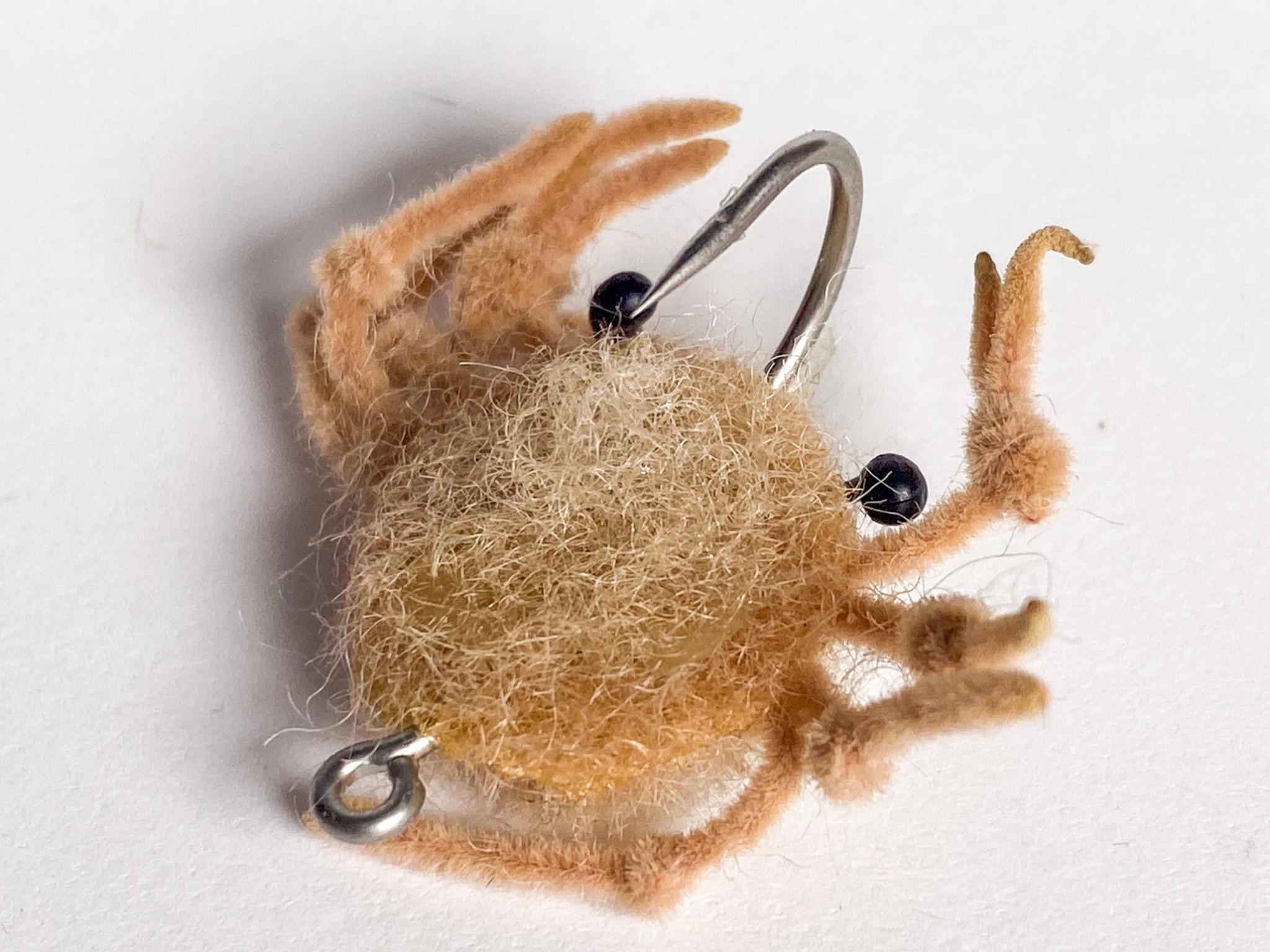 Solitude Flies Money Crab size 4