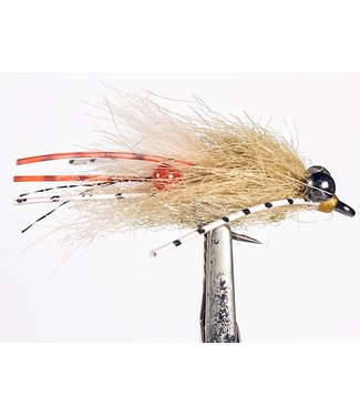 Fulling Mill Beech's Itchy Trigger Light Brown & Tan size 4