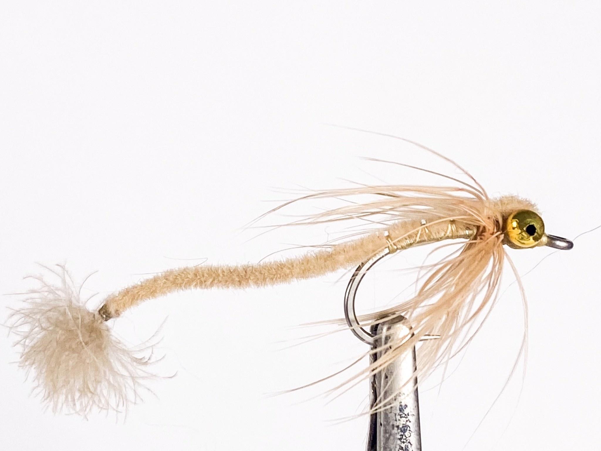 Solitude Flies Bonefish Worm size 6