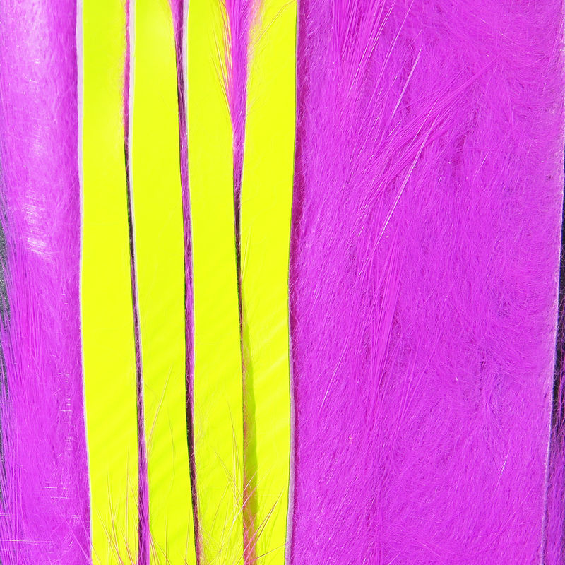 Hareline Dubbin Bling Rabbit Strips,