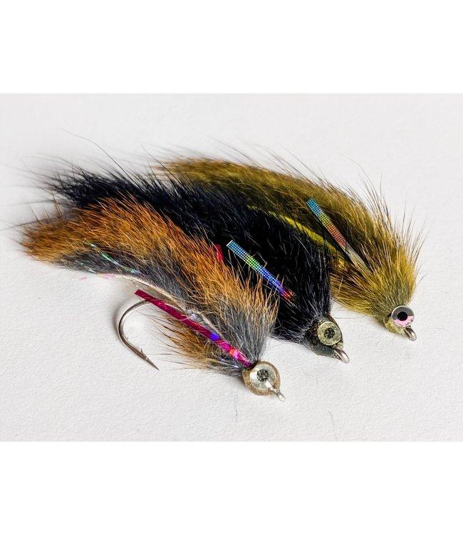 Catch Flies Micro Zonker size 8