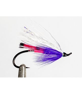 Aqua Flies No Name Summer Fly Purple/Pink size 6