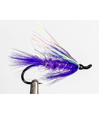 Aqua Flies Street Walker Purple size 6