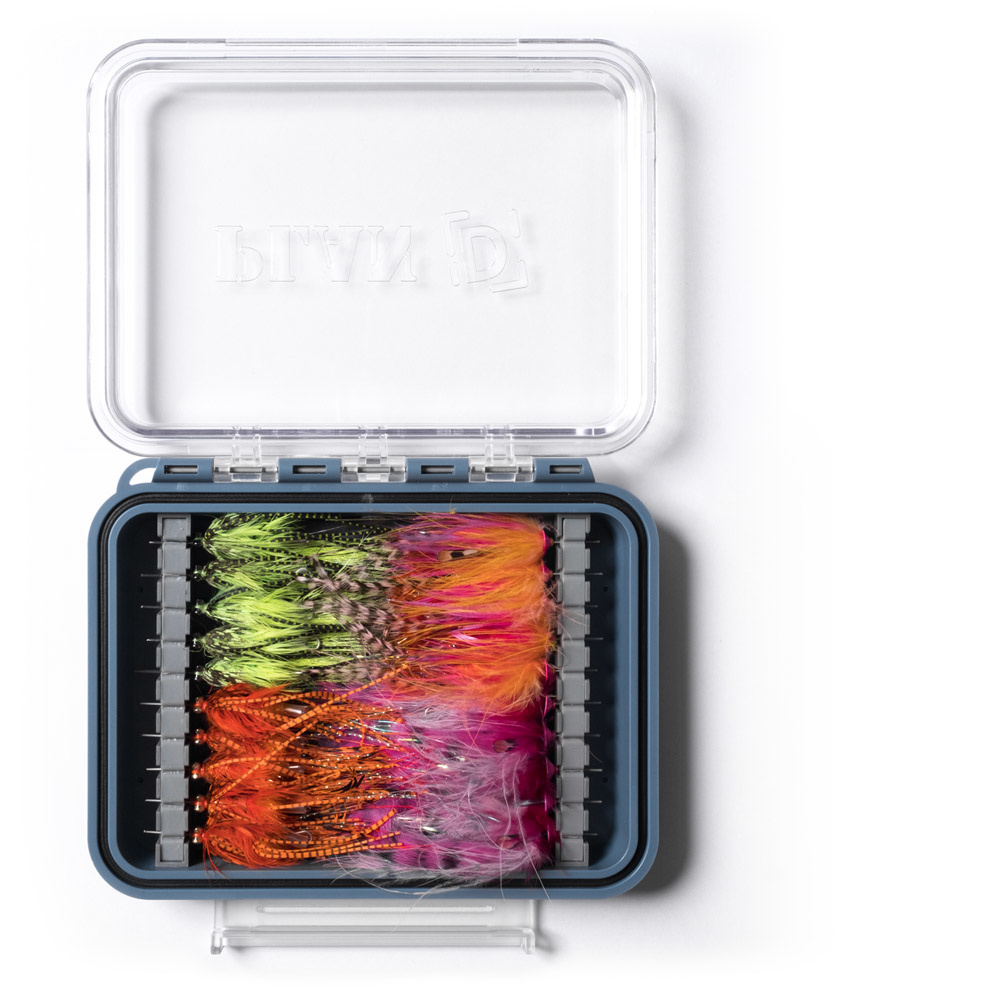 Plan D Fly Fishing Solutions Plan D Fly Box, Pocket Tube Plus