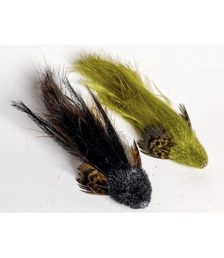 Gig Harbor Fly Shop Sculpin Tube Fly