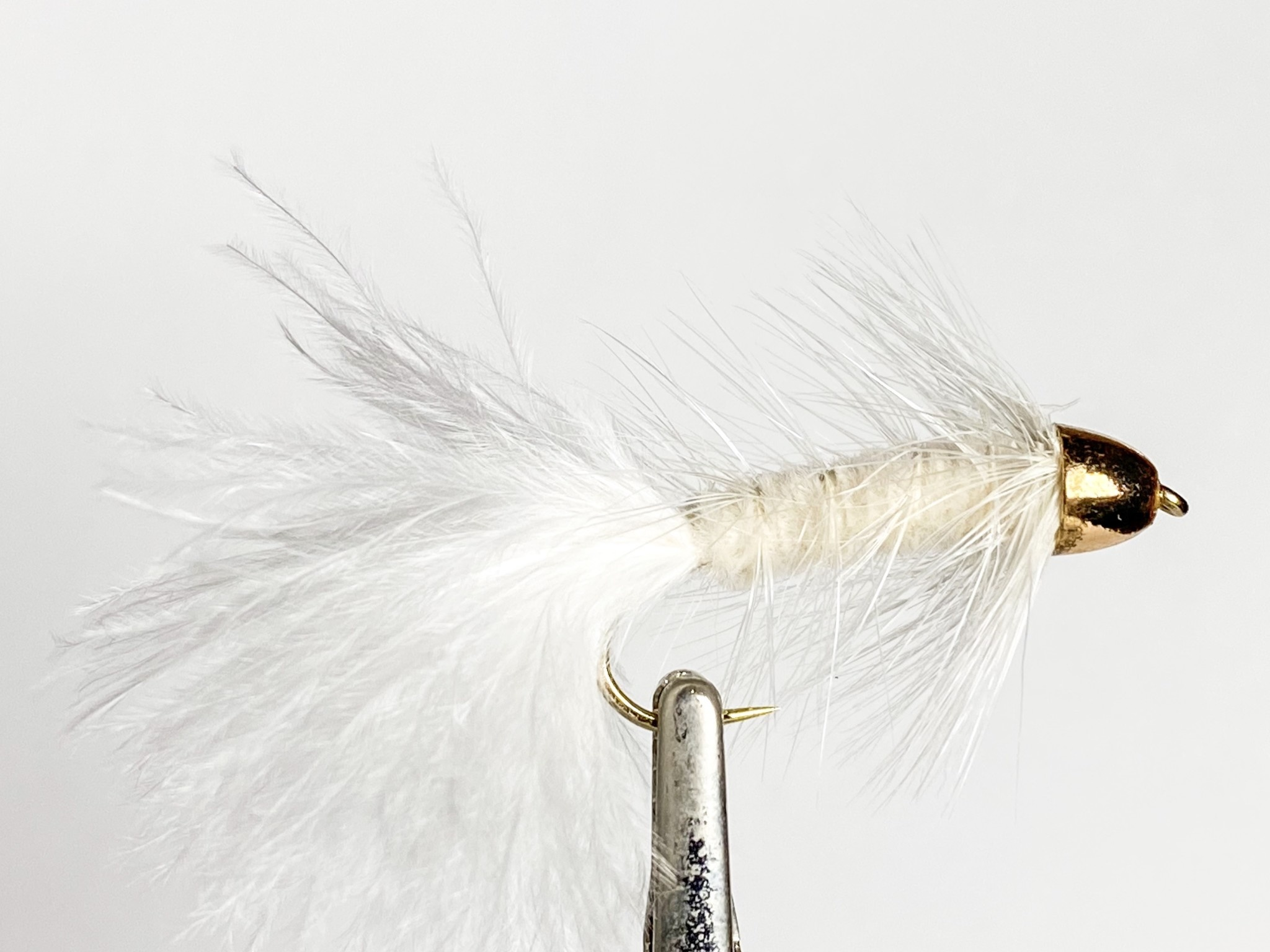 Gig Harbor Fly Shop Conehead Wooly Bugger size 4