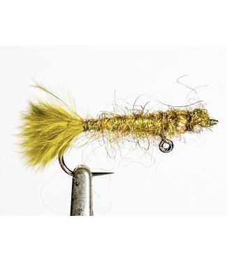 Fulling Mill Belly Flop Balanced Damsel size 8