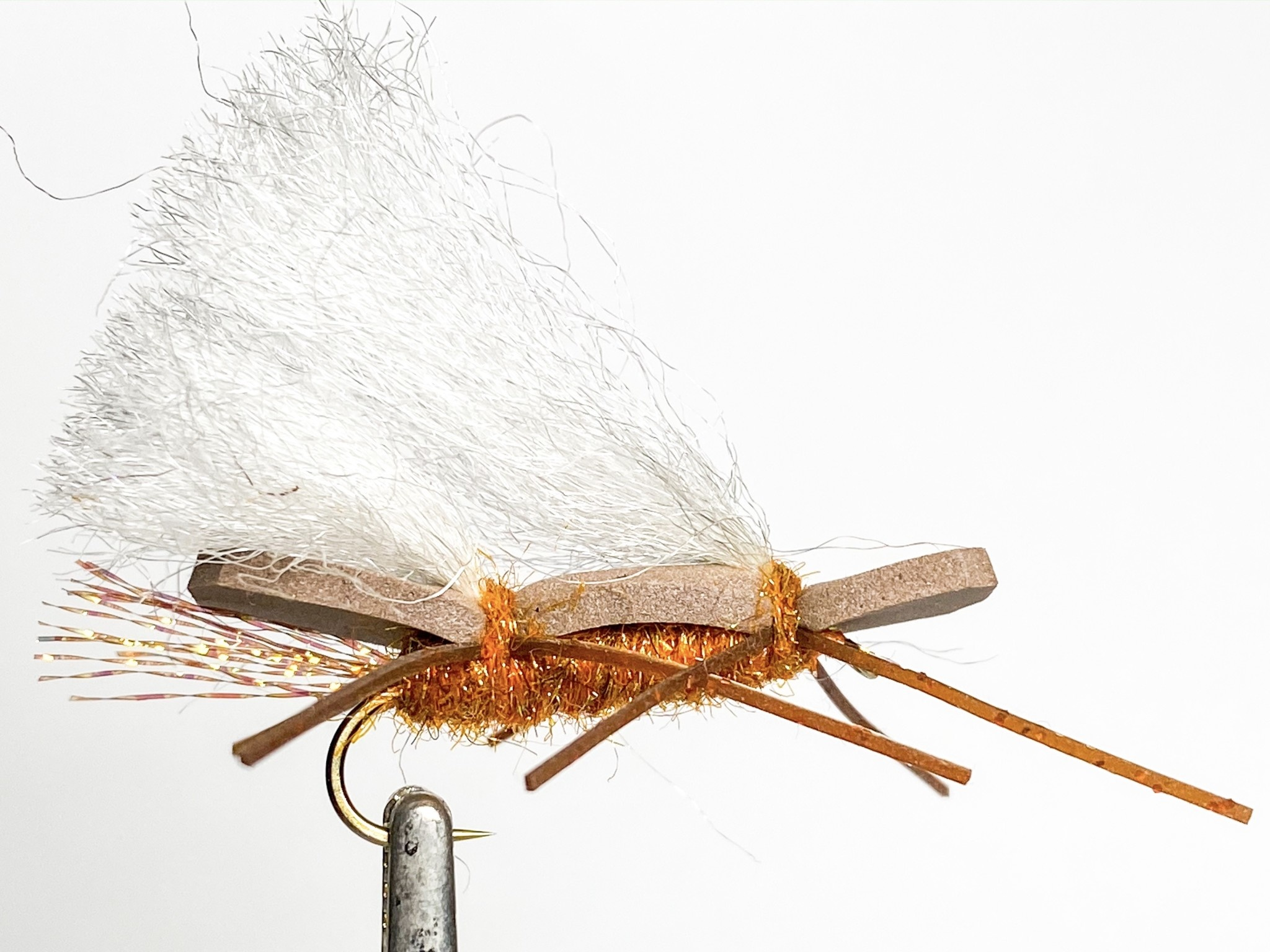 Catch Flies Chubby Chernobyl Pteronarcys
