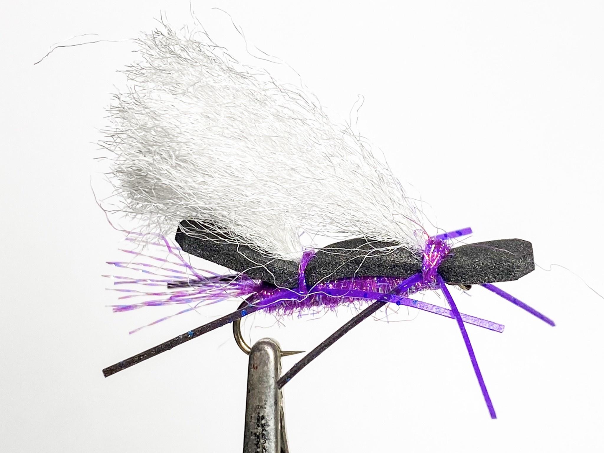 Catch Flies Chubby Chernobyl Black/Purple