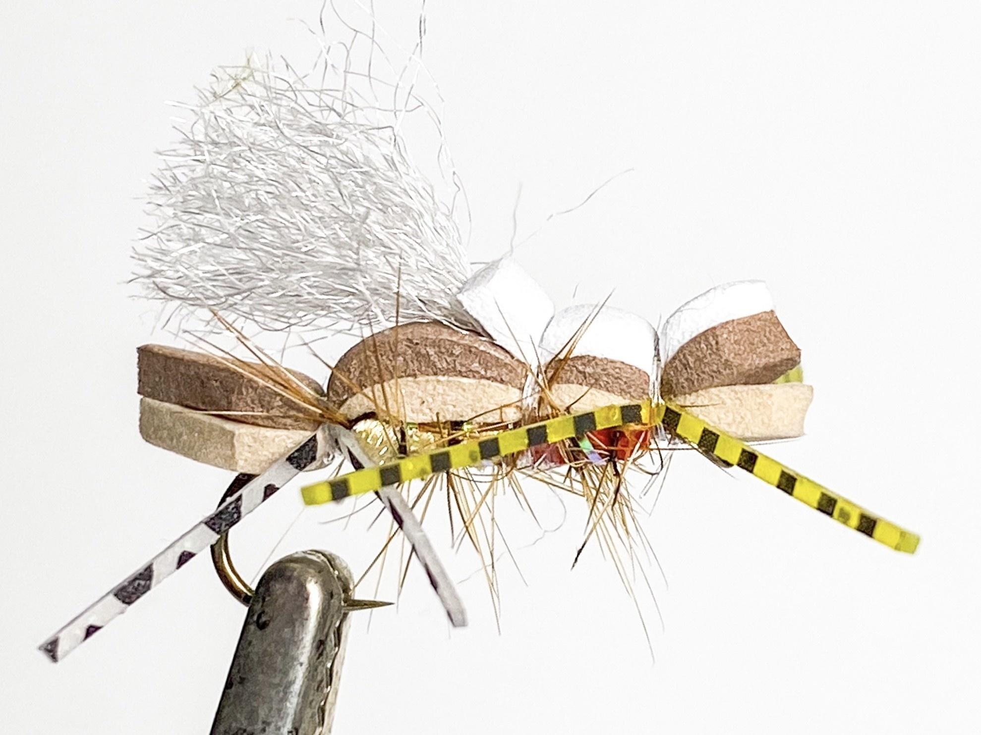 Solitude Flies Al's Glommer size 10