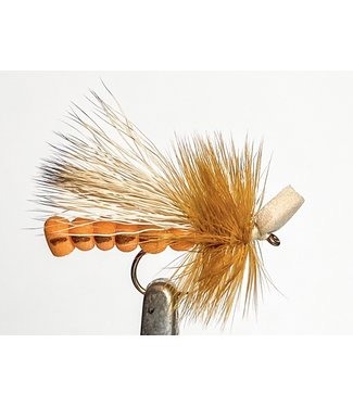 Catch Flies October Caddis Orange size 12