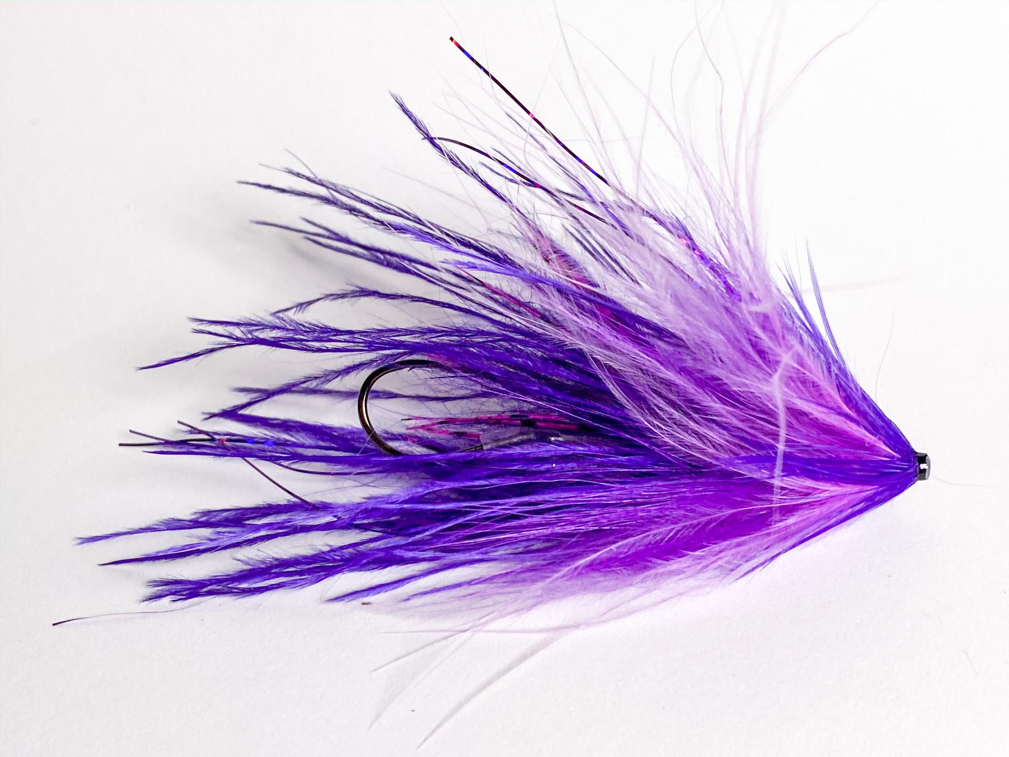 Aqua Flies Jason Osborn's Sputnik Tube Intruder