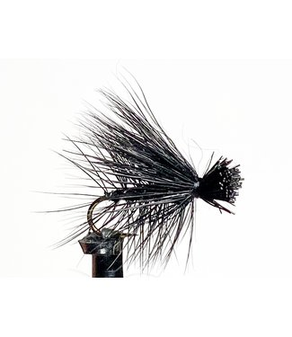 Catch Flies Elk Hair Caddis Black