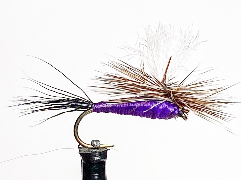 Catch Flies Purple Haze Parachute