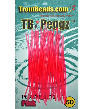 Trout Beads Trout Beads TB Pegz,