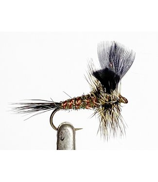 Catch Flies Dry Ice Green Drake size 12