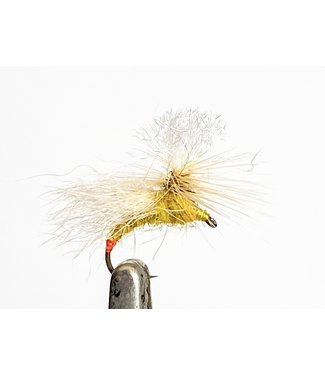 Solitude Flies Yellow Sally Snowshoe size 14